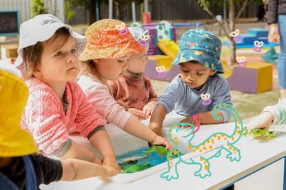 Sparkways Showgrounds Children's Centre