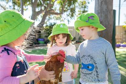 Aussie Kindies Early Learning Blue Haven