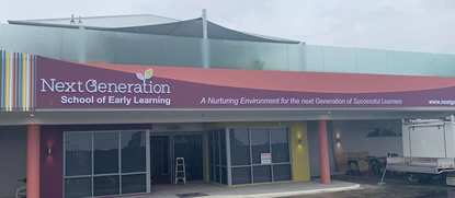 Next Generation School of Early Learning
