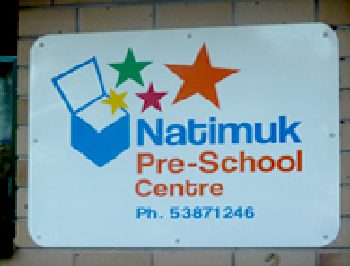 Natimuk Preschool