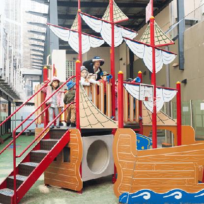 Active Kids @ World Square
