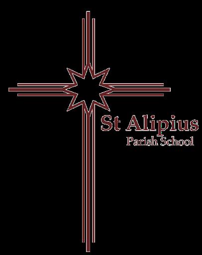 St Alipius Kindergarten Logo