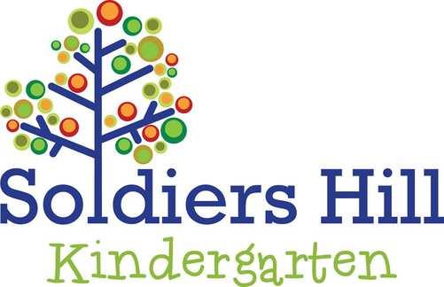 Soldiers Hill Kindergarten Logo