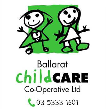 Ballarat Child Care Co-op Logo