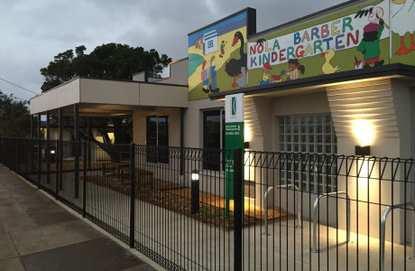 Nola Barber Kindergarten