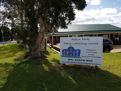 Albion Park Early Learning Centre