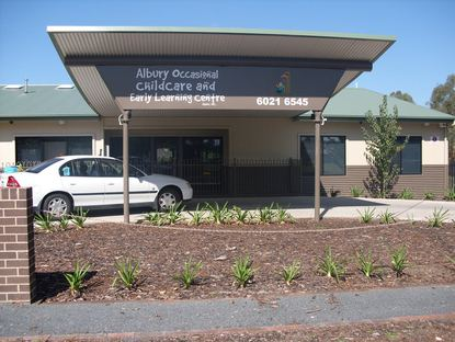 Albury Occasional Child Care and Early Learning Centre