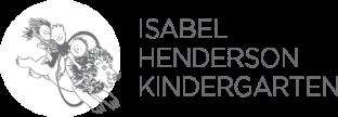 Isabel Henderson Kindergarten