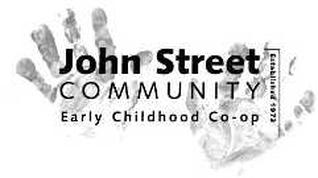 John Street Community Early Childhood Co-operative Logo