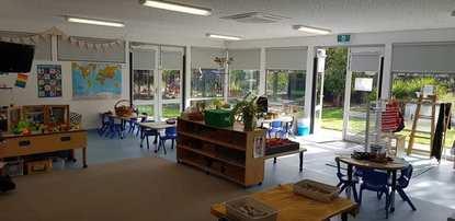 Baxter Kindergarten & Children's Centre