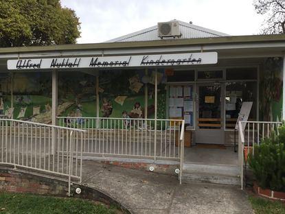 Alfred Nuttall Memorial Kindergarten