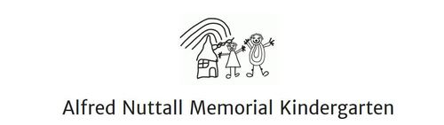 Alfred Nuttall Memorial Kindergarten Logo