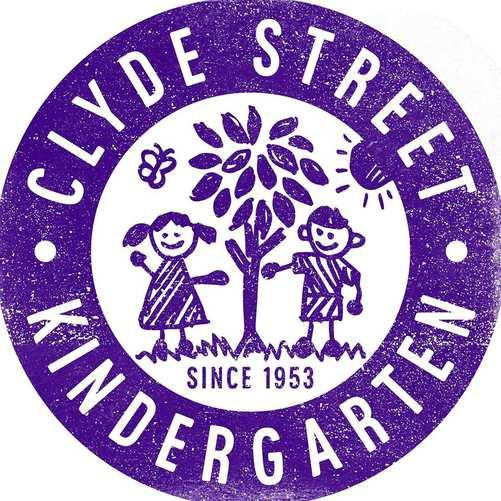 Clyde Street Kindergarten Logo