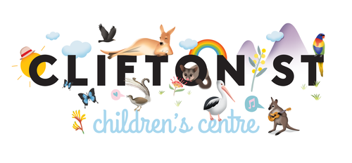 Clifton Street Childrens Centre Logo