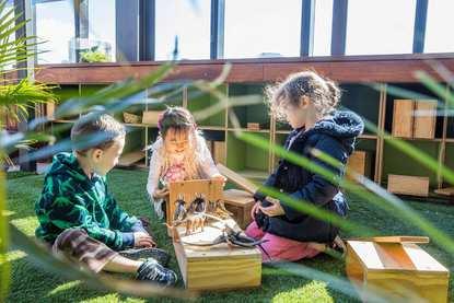 North St Kilda Children's Centre