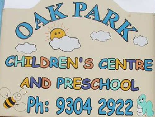 Oak Park Children's Centre