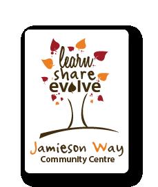Jamieson Way Community Centre - Kindergarten Logo