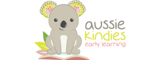 Aussie Kindies Early Learning Cranbourne Logo