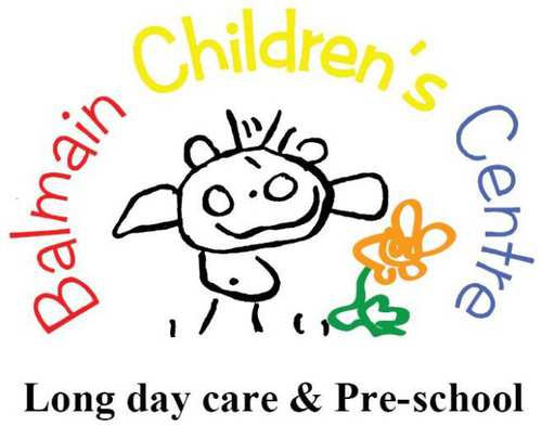 Balmain Children's Centre Logo