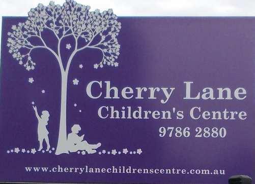 Cherry Lane Children's Centre