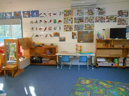 Cullunghutti Preschool