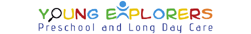 Young Explorers Preschool and Long day care Logo