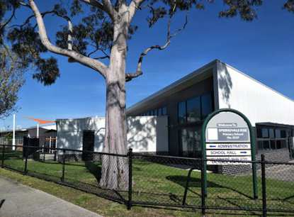 Springvale Rise PS TheirCare