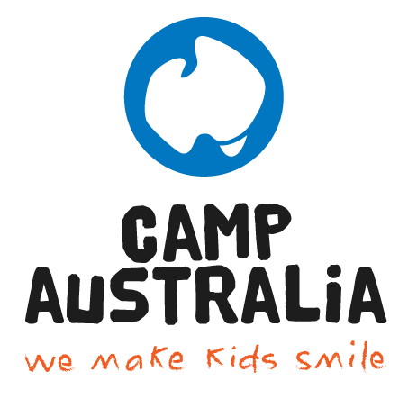 Camp Australia - St James Primary School Vermont OSHC Logo