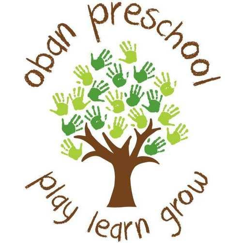 Oban Kindergarten Logo