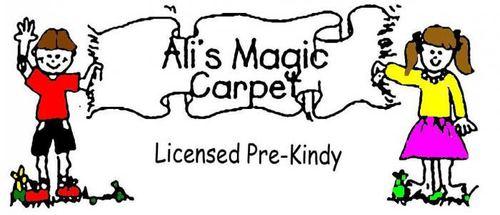 Ali's Magic Carpet Pre-kindy