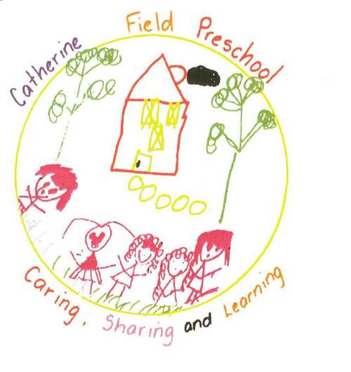 Catherine Field Preschool Logo