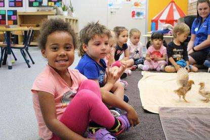 Meerilinga Early Learning Program Ballajura