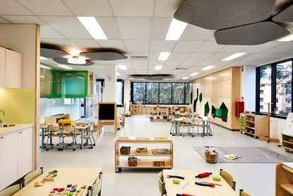 Reggio Emilia Early Learning Centre Parramatta Station