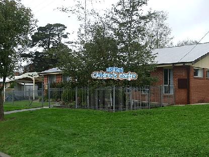 Oberon Children's Centre
