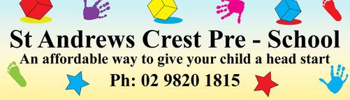 St Andrews Crest Preschool