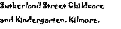 Sutherland Street Childcare and Kindergarten