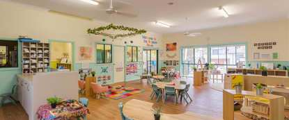ST GEORGE MONTESSORI ENGADINE EARLY LEARNING CENTRE