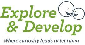 Explore and Develop Lilyfield Logo