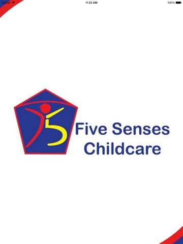 Five Senses Childcare Logo