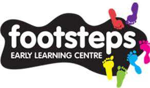 Footsteps Early Learning Centre, Beverly Hills Logo