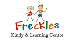 Freckles Kindy & Learning Centre Logo