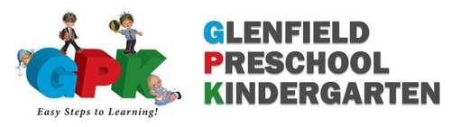 Glenfield Preschool Kindergarten 2 Logo