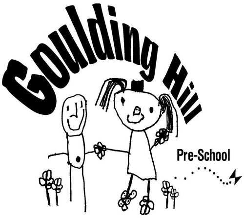 Goulding Hill Pre-School Logo