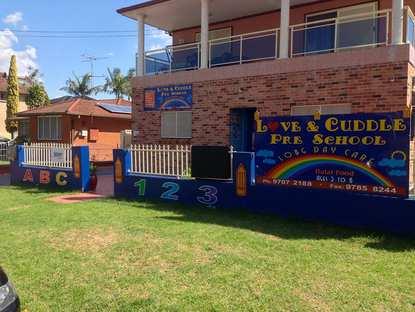 Love & Cuddle Pre School Pty Ltd