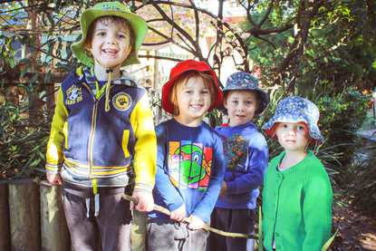 Lyrebird Pre-School Kindergarten Nowra East