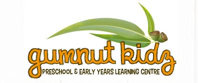 Gumnut Kidz Kindergarten Logo