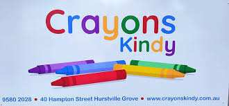 Crayons Kindy Logo