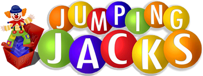 Jumping Jacks Community Pre-School Logo