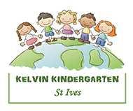 Kelvin Kindergarten Logo