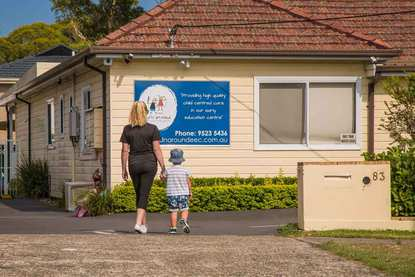 Kid'N Around Early Education Centre
